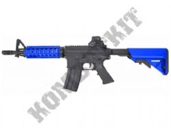 CM002 M4 CQB RIS AEG Electric Airsoft Rifle BB Machine Gun Black & 2 Tone Metal